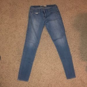 Abercrombie & Fitch stretch denim Jeans
